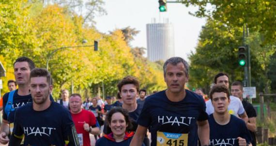 20km de Paris Hyatt Hôtels France