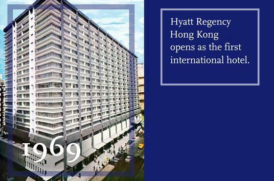 Hyatt Regency Hong Kong